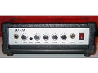 GA10 Guitar Amp Head