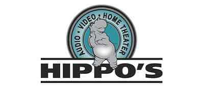 Hippo's Home Entertainment Center