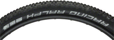 NEW Schwalbe Racing Ralph Liteskin Tire 27.5x2.1 EVO Folding Bead Black with Folding Bead Race