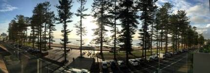 STUNNING BEACH FRONT DOUBLE ROOM ACCOMMODATION - N. STEYNE, MANLY