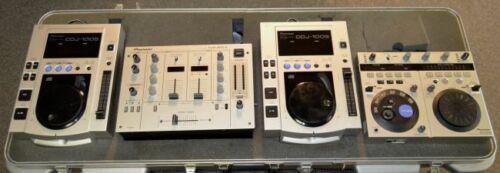 Pioneer Portable DJ Setup w/ Road Case - Used