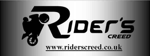 Rider's Creed