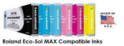 Roland Eco-sol Max 220ml Yellow