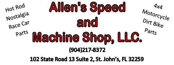 Allens Speed and Machine Shop LLC