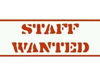 Catering Assistant Wanted