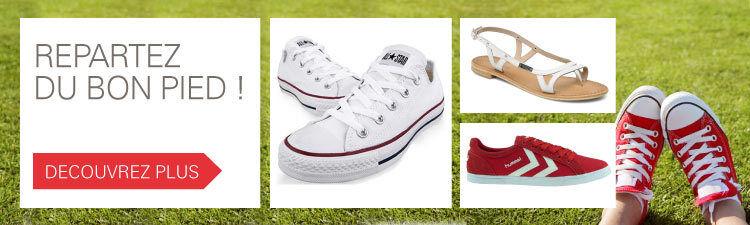 Chaussures d'été