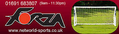 FORZA Goals and Football Nets