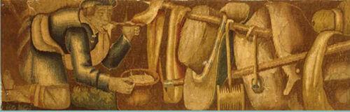 17th Century Tapestry (1