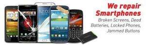 Phone & computer repair. Awesome offer for today we repair in less than 1 hour with a very competitive price!