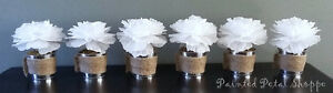 Coffee Filter Peony in Tin Pot/ Wedding Decor/ Home Decor Belleville Belleville Area image 3
