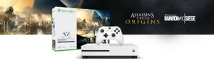 Xbox one S  1TB Assassin's creed bundle