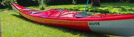 Sea Kayak - Tiderace Suitable for beginners and intermediates