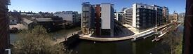 2 bed flat to rent in Haggerston with canal view
