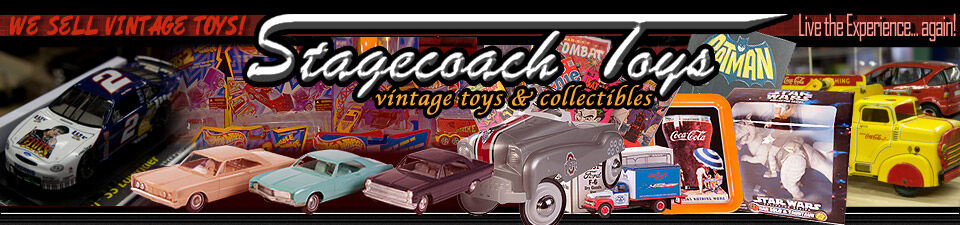 Stage Coach Toys and Collectables