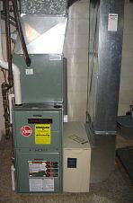 Hvac duct installs heating repair