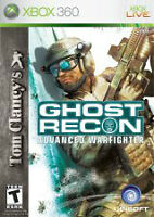 Xbox 360 Games - Ghost Recon & Gears of War