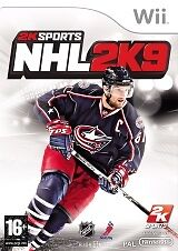 NHL 2K9 Game - Wii Sports West Island Greater Montréal image 1