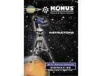 KONUS Digimax 90 telescope