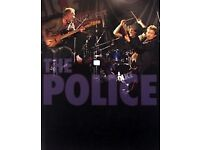 The Police Concert Programme 2007