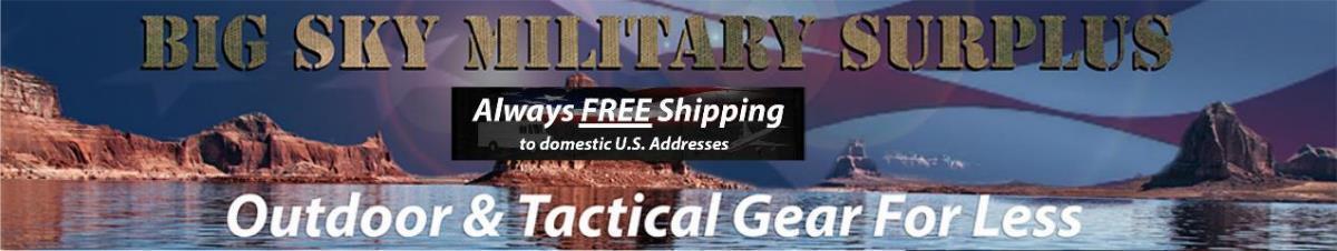 Big Sky Military Surplus