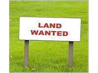 Looking to buy Land / Garden/Building Plots in kent - CASH BUYER