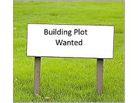 Wanted! Building plot wanted by local couple to built a home to live in - with or without planning