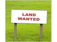 I am looking for Land/Garden/Building plots in kent- cash buyer