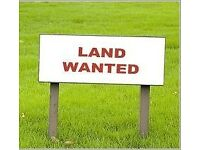 Agricultural land wanted in the South West area.