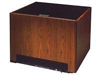 Kef Reference AV1 THX Subwoofer Rosewood (Brand New Never Opened Box)