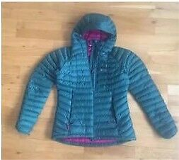 c7e771daf Womens Rab Microlight Alpine Jacket -Spruce/Peony -Size 10 rrp £190 | in  Inverurie, Aberdeenshire | Gumtree