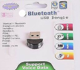 Bluetooth 2.0 USB Adapter / Dongle