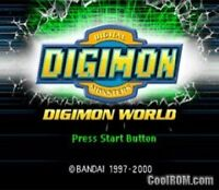 Looking for Digimon World 1, 2, and 3
