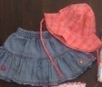 6 pieces fille 2-4ans,Catimini,Brendon,Esprit