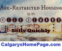 Adult Only Condos - Starting at 190,000 (calgary)
