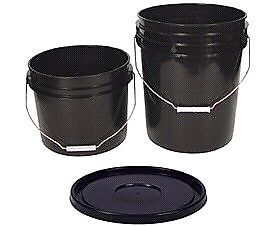 WANTED: Smaller bucket with lid