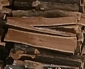 Firewood 16 and 12 inch by the  bush cord