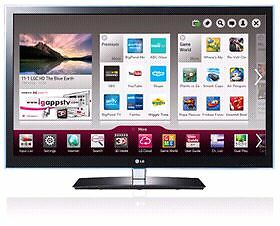 """65"""" LG Full HD LED LCD 3D TV Canley Heights Fairfield Area Preview"""