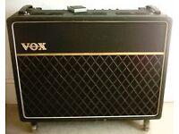 Vintage Vox Guitar Amp