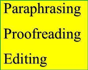 proofreading in Brisbane Region  QLD   Other Learning   Tutoring     Instant Assignment Help