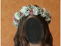 Bridal and First communion wreath