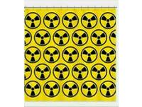 RARE NEW NOVELTY BIOHAZARD CURTAINS