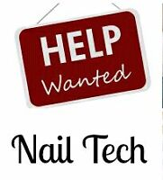 great opportunity for a nail tech!!!
