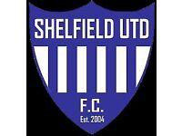 looking for u10s footballers for shelfield utd
