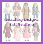 Dazzling Designs Doll Boutique