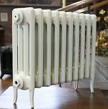 Looking for cast iron radiators
