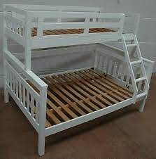 Triple bunk with brand new mattresses Torrensville West Torrens Area Preview