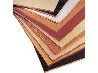 MDF, Plywood & Melamine Sheets