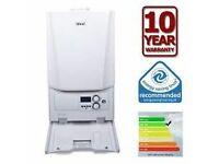 NEW BOILER SALE NOW ON!! IDEAL VOGUE CONDENSING COMBI BOILER - NOW WITH 10 YEARS WARRANTY!!