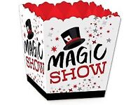 Childrens Party Magician and Entertainment
