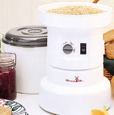 Looking for a flour grinder